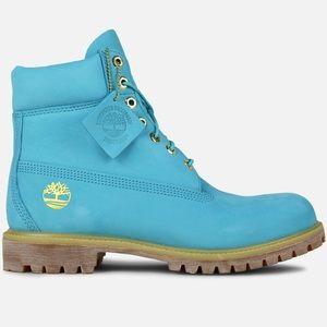 Wale x Villa x Timberland Boots